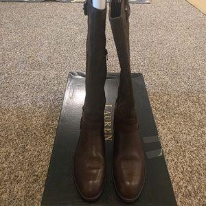 Ralph Lauren McLeod Boots